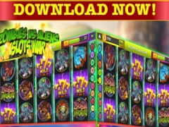Mega Slots: Of School monsters Spin Zombies HD 1.0 Screenshot