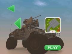 Mega SWAT Car Parking Showdown Pro - awesome road racing skill game 1.4 Screenshot