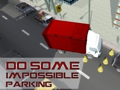 Mega Truck Driving School – Lorry driving & parking simulator game 1.0 Screenshot