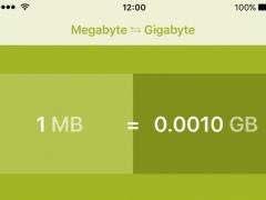 Megabytes To Gigabytes | Megabyte To Gigabyte | MB to GB 2.0.0 Screenshot