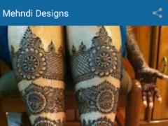 Mehndi Designs - Henna Designs 2 Screenshot
