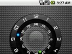 Meizu Clock Widget 4x3 1.0 Screenshot