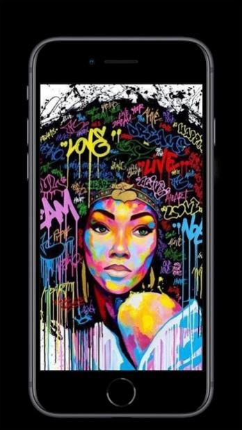 Melanin Wallpaper Black Girl Free Download