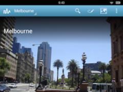 Melbourne Travel Guide Triposo 4.5.7 Screenshot