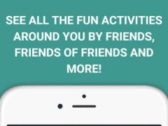 Meldr - Find friends, activities 1.1 Screenshot