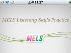 MELS Listening Skill Practice 1.1 Screenshot