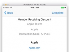 Member Discount Plus 1.110 Screenshot