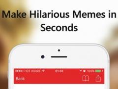Meme Maker Generator: Make & Create Memes 1.0.4 Screenshot