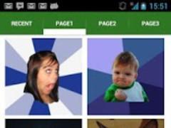 Memes: Advice Animals Stickers 0.1.1 Screenshot