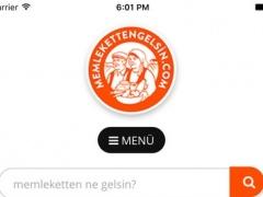 Memleketten Gelsin 1.3.1 Screenshot