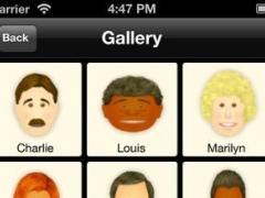 Memo for Faces 1.1.2 Screenshot