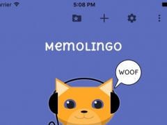MemoLingo - Learn Languages 1.2 Screenshot