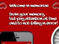 Memoriae 1.0 Screenshot