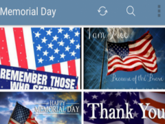 Memorial Day Messages 1.0 Screenshot