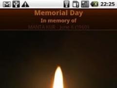 Memorial 1.2 Screenshot