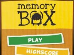 Memory Box 1.0.4 Screenshot