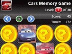 Memory: Cars 1.0.3 Screenshot