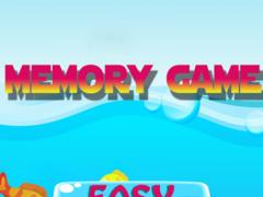 Memory Game - Ocean 2.3 Screenshot