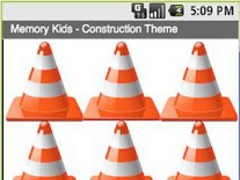 Memory Kids - Construction 1.0 Screenshot