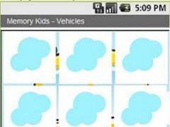Memory Kids: Transportation 1.0 Screenshot