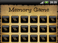 Memory (pairs) game 15.0.27 Screenshot