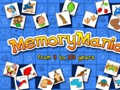 MemoryMania HD 1.0 Screenshot