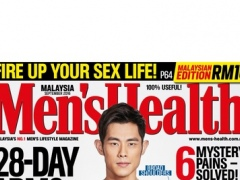 Men's Health Malaysia Magazine 4.9.94 Screenshot