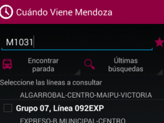 Mendoza's When it's coming? 3.3 Screenshot