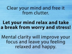 Mental Clarity, Detox Your Mind - Hypnosis and Meditation by Rachael Meddows 1.400 Screenshot