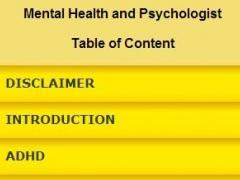 Mental Health Psychology 0.0.1 Screenshot