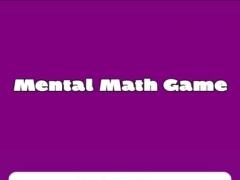 Mental Math Game 1.0 Screenshot