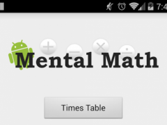 Mental Math Free 1.1.8 Screenshot