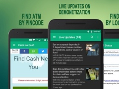 Mera ATMs - Find ATM with Cash 1.4 Screenshot