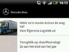 Mercedes Drivers 1.4 Screenshot