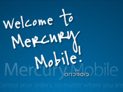 Mercury Mobile for Android  Screenshot