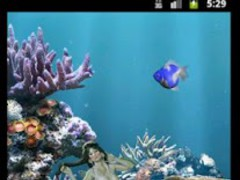 Mermaid Aquarium 1.2 Screenshot