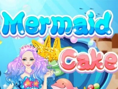 Mermaid Cake - Dress up, Makeover and Cooking Decoration Games for Girls and Kids 1.0.2 Screenshot