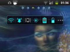 Mermaid - Go Launcher EX Theme 1 Screenshot