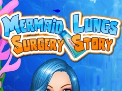 Mermaid Lungs Surgery Story - Ocean Manager 1.0.0 Screenshot