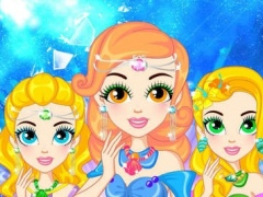Mermaid Party Style –Girls Makeup, Dressup, and Makeover Games 1.0.6 Screenshot