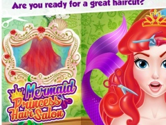 Mermaid Princess Hair Salon 1.0.3 Screenshot