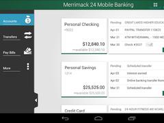 Merrimack Mobile 5.6.0.0 Screenshot