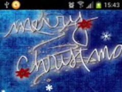 MERRY CHRISTMAS HD FREE LWP 1.0 Screenshot