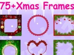Merry Christmas Photo Frames Editor & Xmas Collage 1.0 Screenshot