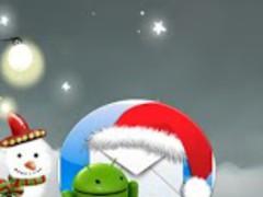 Merry Christmas SMS 1.1 Screenshot