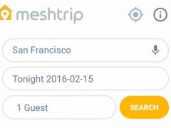 MeshTrip Vacation Rentals  Screenshot