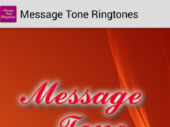 Message Tone Ringtones 1.0 Screenshot