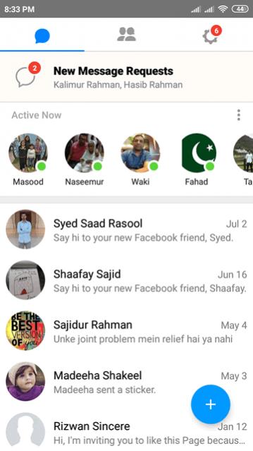 Messenger Lite: Free Calls & Messages Free Download