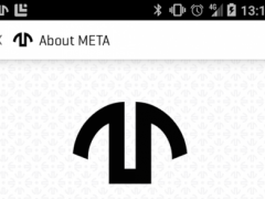 META Manager 1.1.0 Screenshot