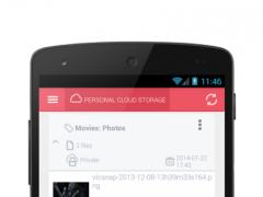 Meta - Personal Cloud 1.7 Screenshot